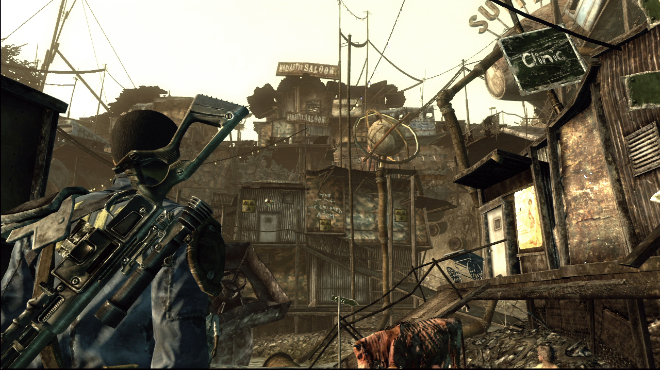 Under The Knife: Fallout 3 -In Depth Review- [This is a big