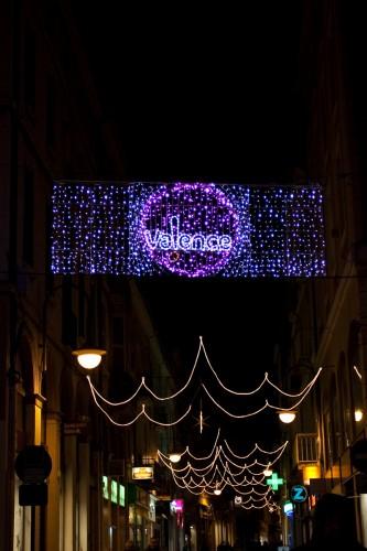 Valence at night