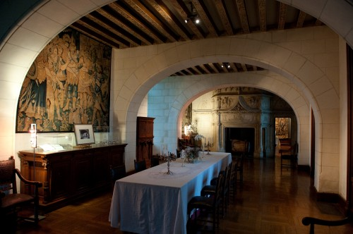 Dining Room at Chaumont