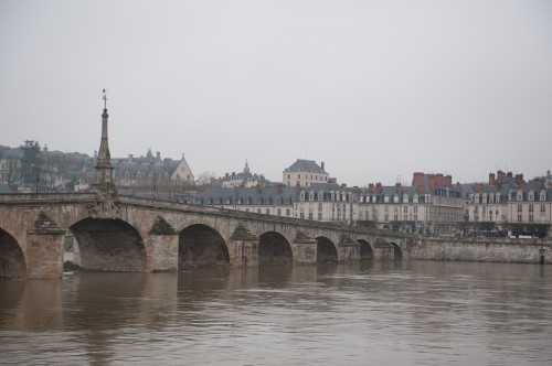 Blois (I think... I didn't take this photo as I'm passed out at this point)